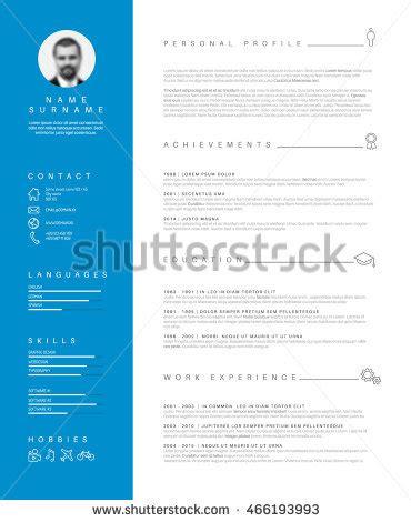 Resume form tieng viet